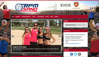 RPM Sand Volleyball